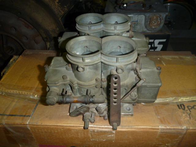 Stromberg single barrel carb
