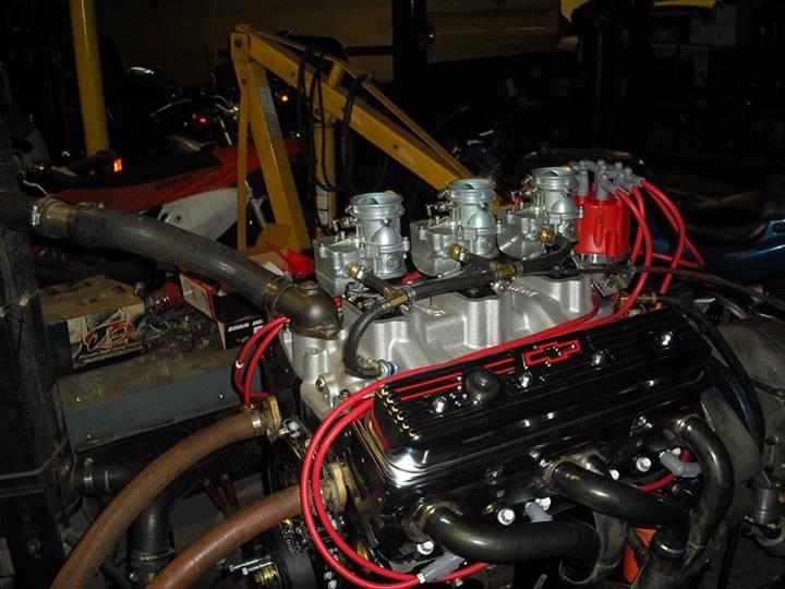 Chevy 3x2