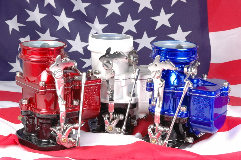 Happy Fourth of July from Stromberg Carburetor !The