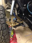 Rally suspension mods