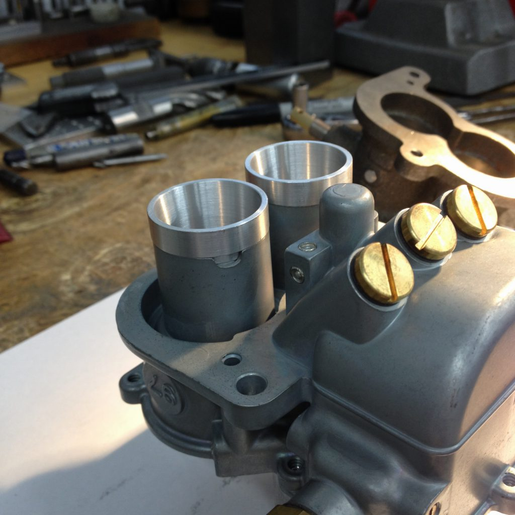 The 81  A new carburetor from Stromberg? - The Stromberg BulletinThe