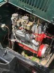 Stromberg 97s on Ford Model A