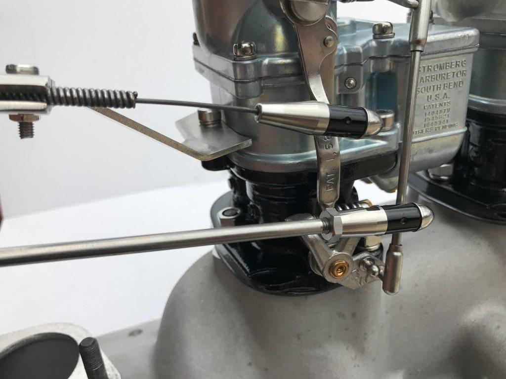 Stromberg clips